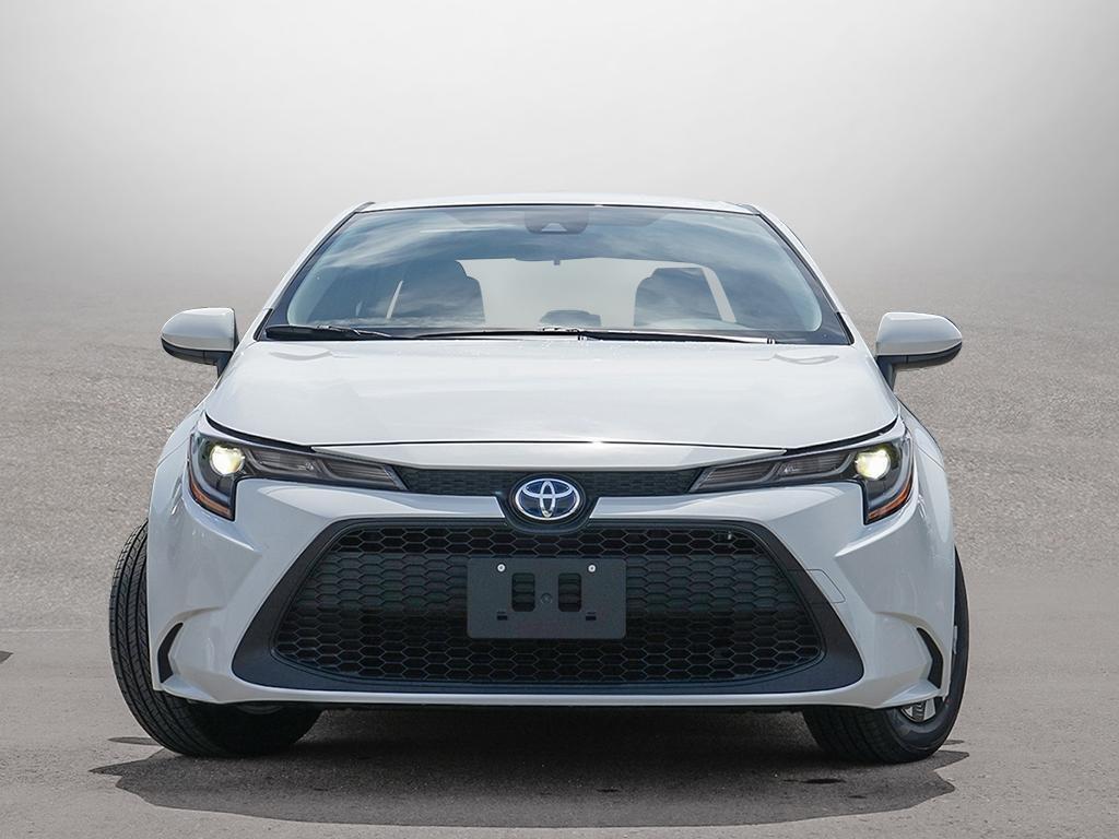 Toyota COROLLA HYBRID HYBRID 2020 à Verdun, Québec - 2 - w1024h768px