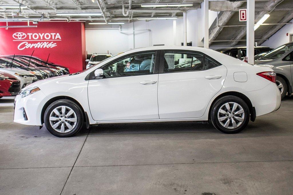 2015 Toyota Corolla S/Caméra Recul/ Banc Chauffants / Bluetooth in Verdun, Quebec - 7 - w1024h768px