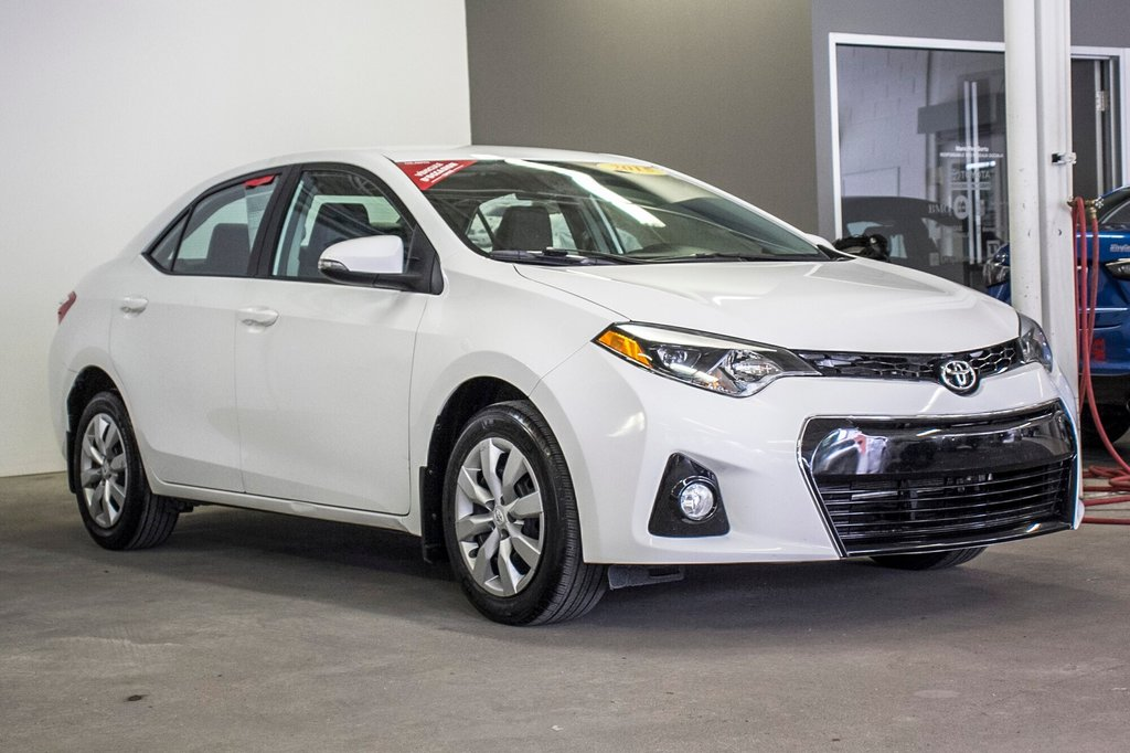 2015 Toyota Corolla S/Caméra Recul/ Banc Chauffants / Bluetooth in Verdun, Quebec - 5 - w1024h768px