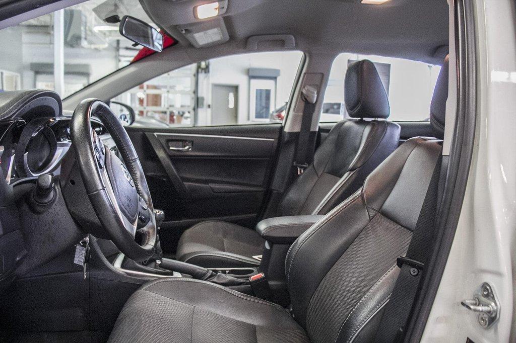 2015 Toyota Corolla S/Caméra Recul/ Banc Chauffants / Bluetooth in Verdun, Quebec - 31 - w1024h768px