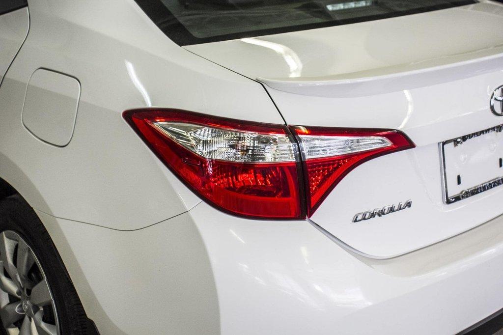 2015 Toyota Corolla S/Caméra Recul/ Banc Chauffants / Bluetooth in Verdun, Quebec - 40 - w1024h768px