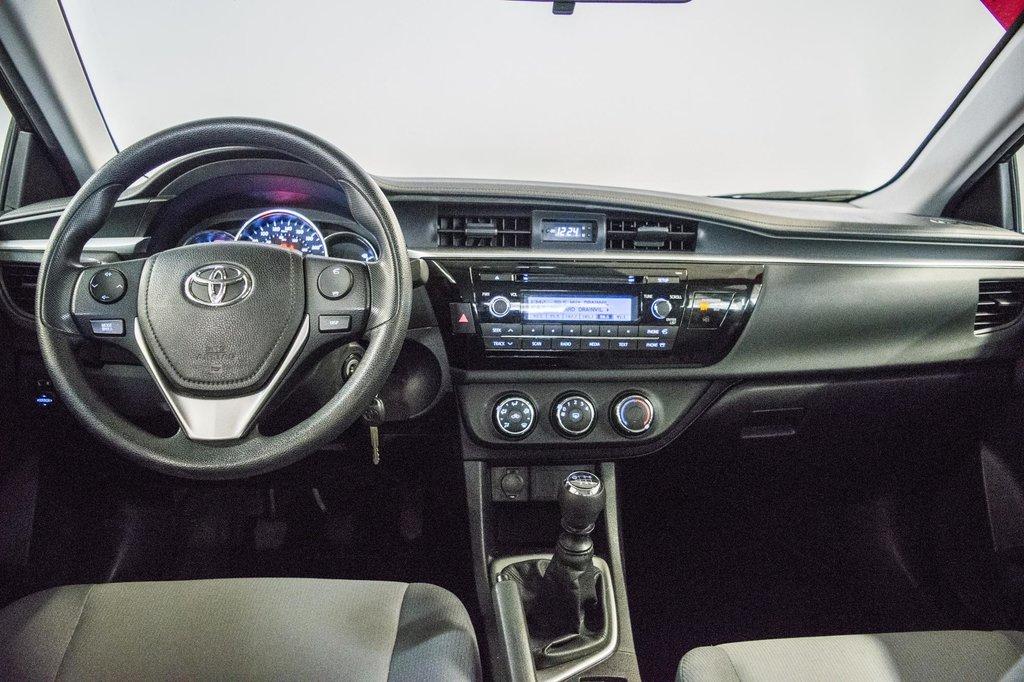 Toyota Corolla CE/Bluetooth/Groupe Électrique ++ 2016 à Verdun, Québec - 18 - w1024h768px