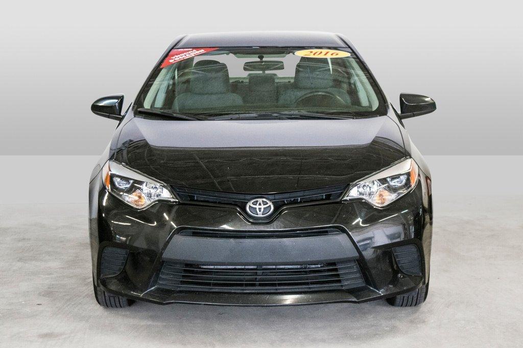 Toyota Corolla CE/Bluetooth/Groupe Électrique ++ 2016 à Verdun, Québec - 5 - w1024h768px