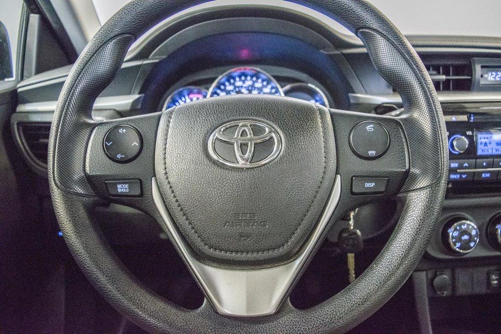 Toyota Corolla CE/Bluetooth/Groupe Électrique ++ 2016 à Verdun, Québec - 20 - w1024h768px