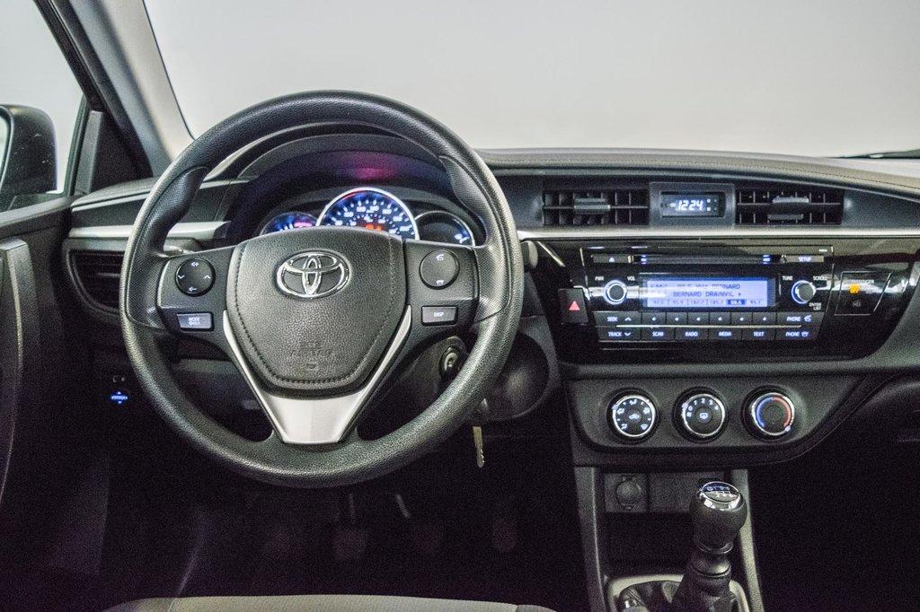 Toyota Corolla CE/Bluetooth/Groupe Électrique ++ 2016 à Verdun, Québec - 17 - w1024h768px