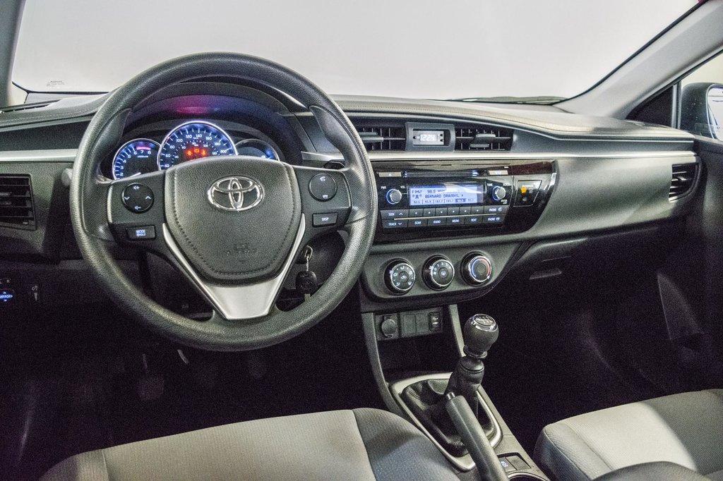 Toyota Corolla CE/Bluetooth/Groupe Électrique ++ 2016 à Verdun, Québec - 15 - w1024h768px