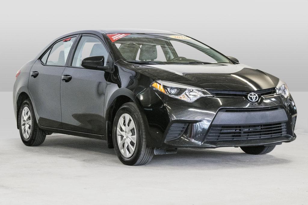 Toyota Corolla CE/Bluetooth/Groupe Électrique ++ 2016 à Verdun, Québec - 3 - w1024h768px