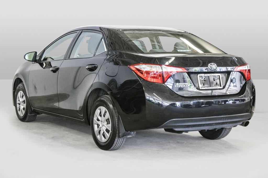 Toyota Corolla CE/Bluetooth/Groupe Électrique ++ 2016 à Verdun, Québec - 9 - w1024h768px