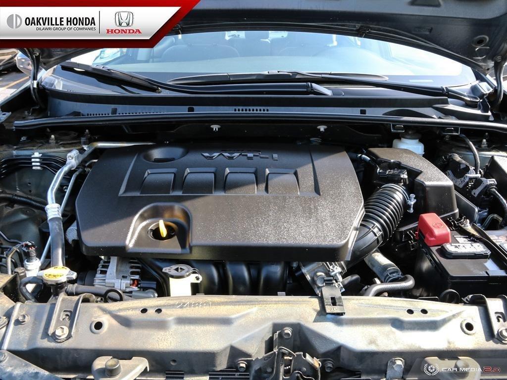 2016 Toyota Corolla 4-door Sedan CE 4A in Oakville, Ontario - 8 - w1024h768px