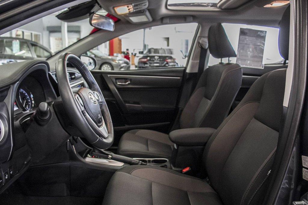 Toyota Corolla Toit Ouvrant / Caméra Recul / Sièges Chauffants 2017 à Verdun, Québec - 30 - w1024h768px