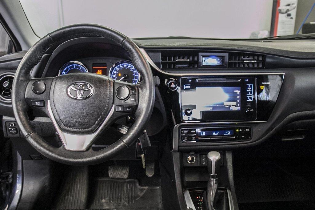 Toyota Corolla Toit Ouvrant / Caméra Recul / Sièges Chauffants 2017 à Verdun, Québec - 13 - w1024h768px