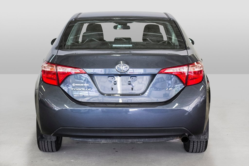 Toyota Corolla Toit Ouvrant / Caméra Recul / Sièges Chauffants 2017 à Verdun, Québec - 11 - w1024h768px