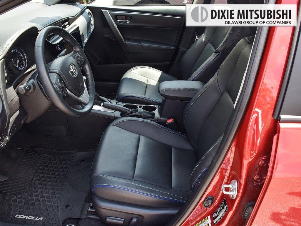 2018 Toyota Corolla 4-door Sedan SE CVTi-S in Mississauga, Ontario - 9 - w1024h768px
