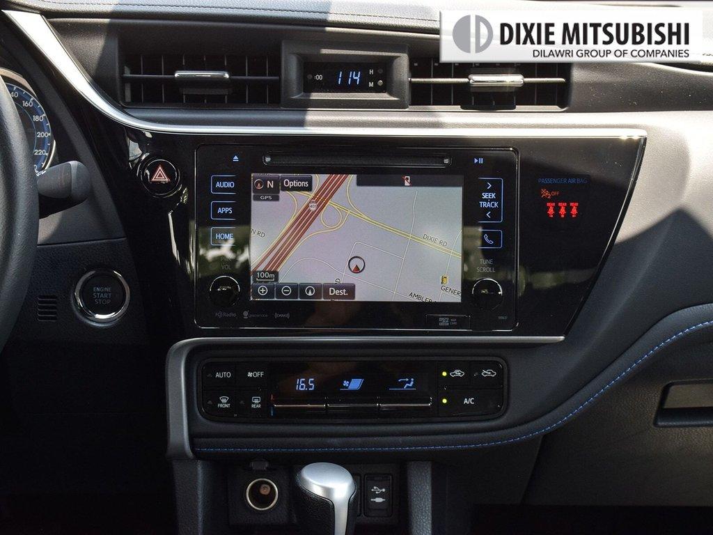 2018 Toyota Corolla 4-door Sedan SE CVTi-S in Mississauga, Ontario - 17 - w1024h768px