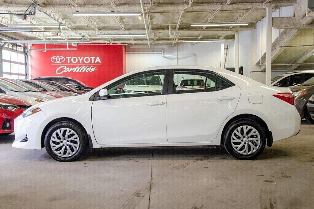 2018 Toyota Corolla LE / Caméra / Bluetooth / Sièges chauffants / Air in Verdun, Quebec - 5 - w1024h768px