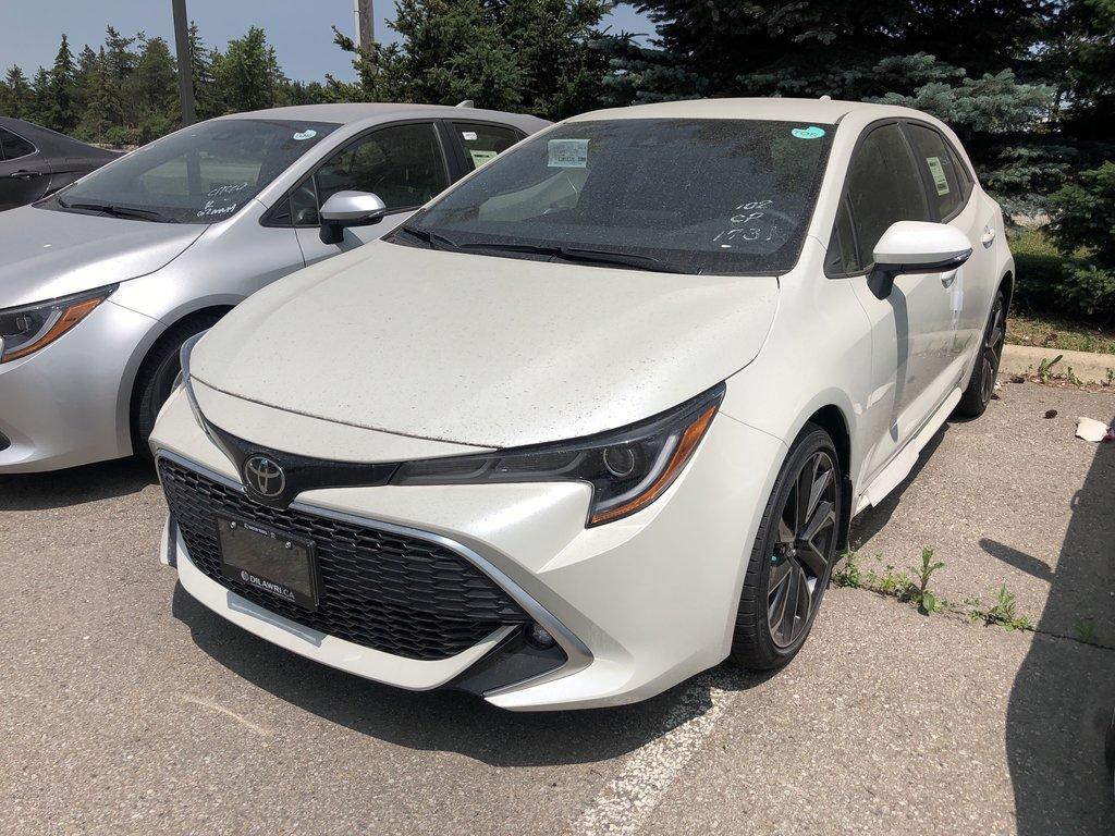 2019 Toyota Corolla Hatchback CVT in Bolton, Ontario - 1 - w1024h768px