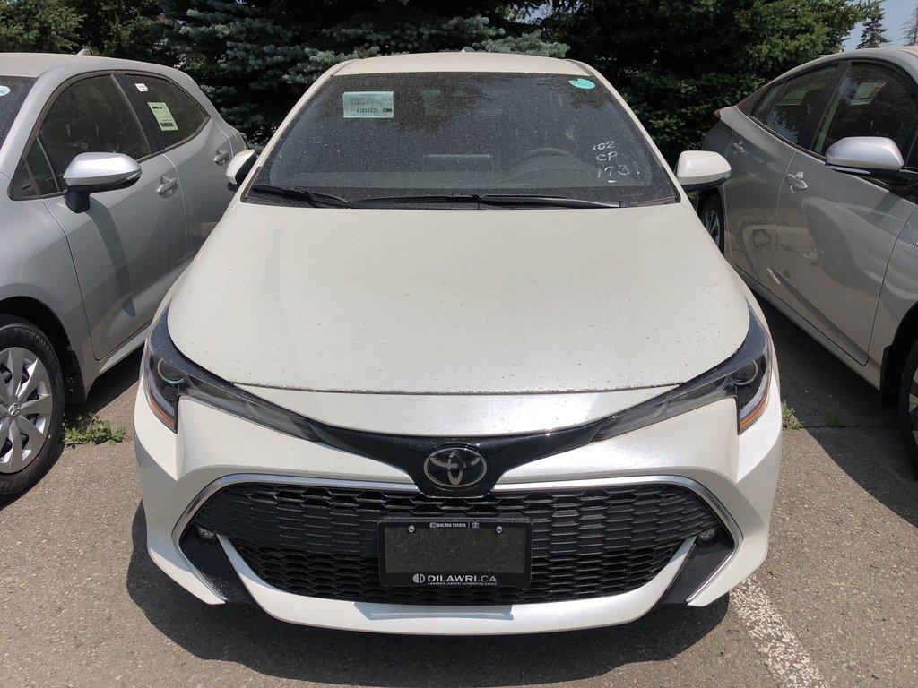 2019 Toyota Corolla Hatchback CVT in Bolton, Ontario - 2 - w1024h768px