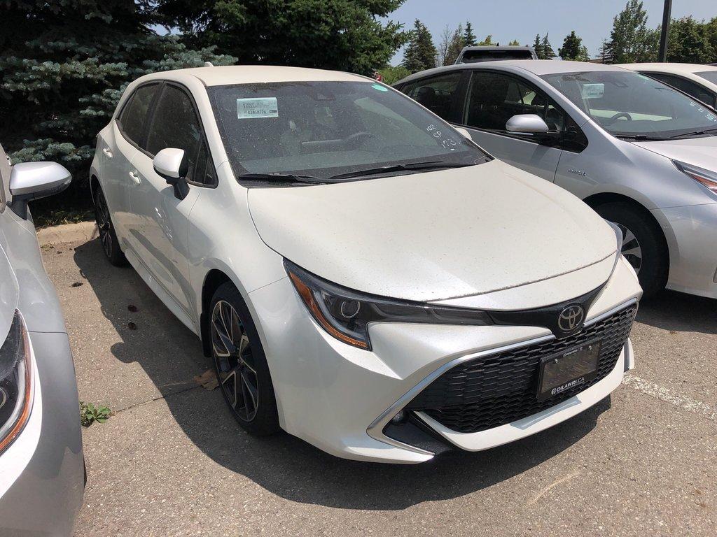 2019 Toyota Corolla Hatchback CVT in Bolton, Ontario - 3 - w1024h768px