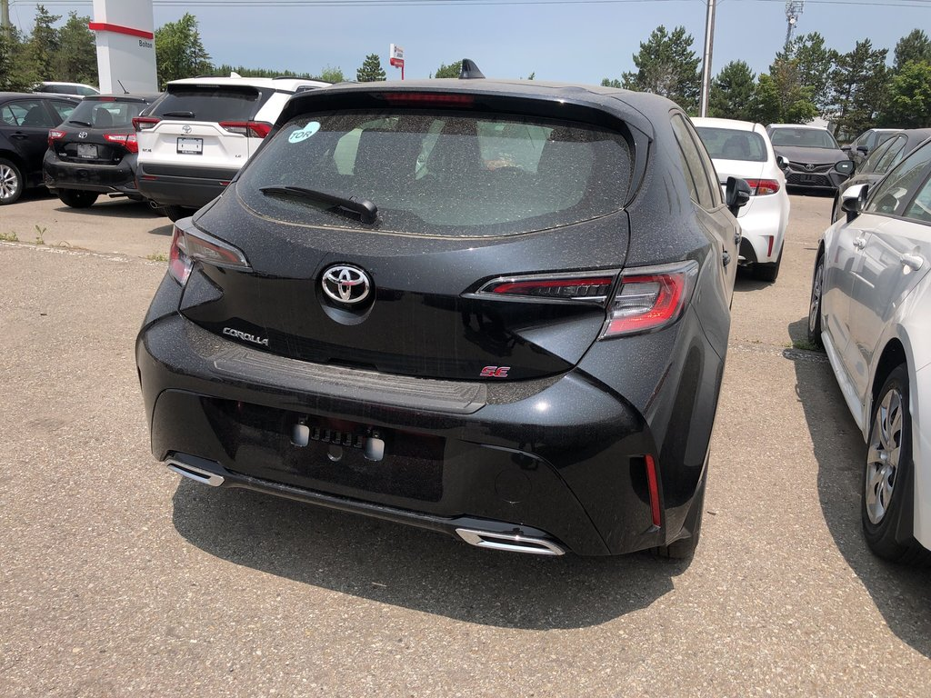 2019 Toyota Corolla Hatchback Hatchback CVT in Bolton, Ontario - 3 - w1024h768px