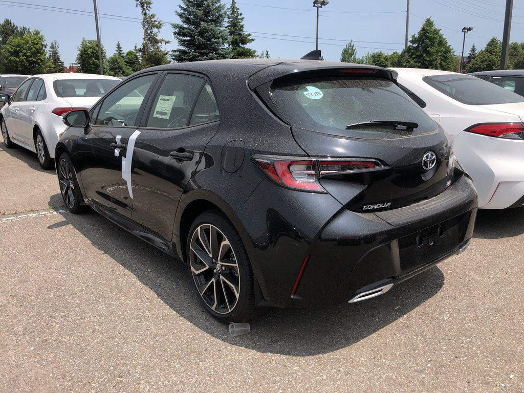 2019 Toyota Corolla Hatchback Hatchback CVT in Bolton, Ontario - 5 - w1024h768px