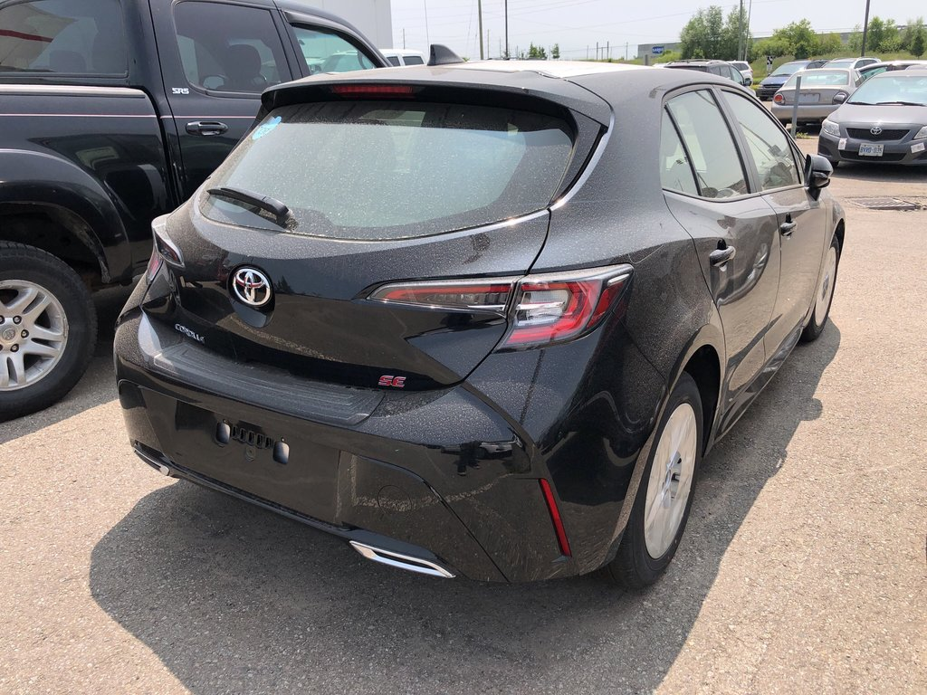 2019 Toyota Corolla Hatchback Hatchback CVT in Bolton, Ontario - 4 - w1024h768px