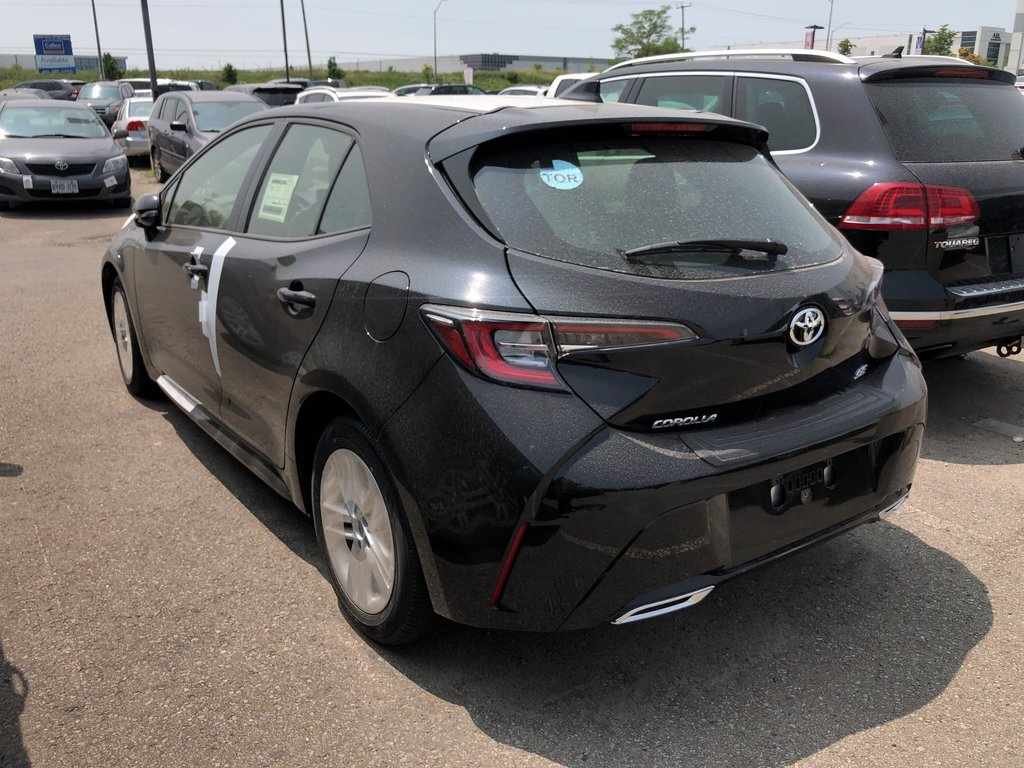 2019 Toyota Corolla Hatchback Hatchback CVT in Bolton, Ontario - 5 - w1024h768px