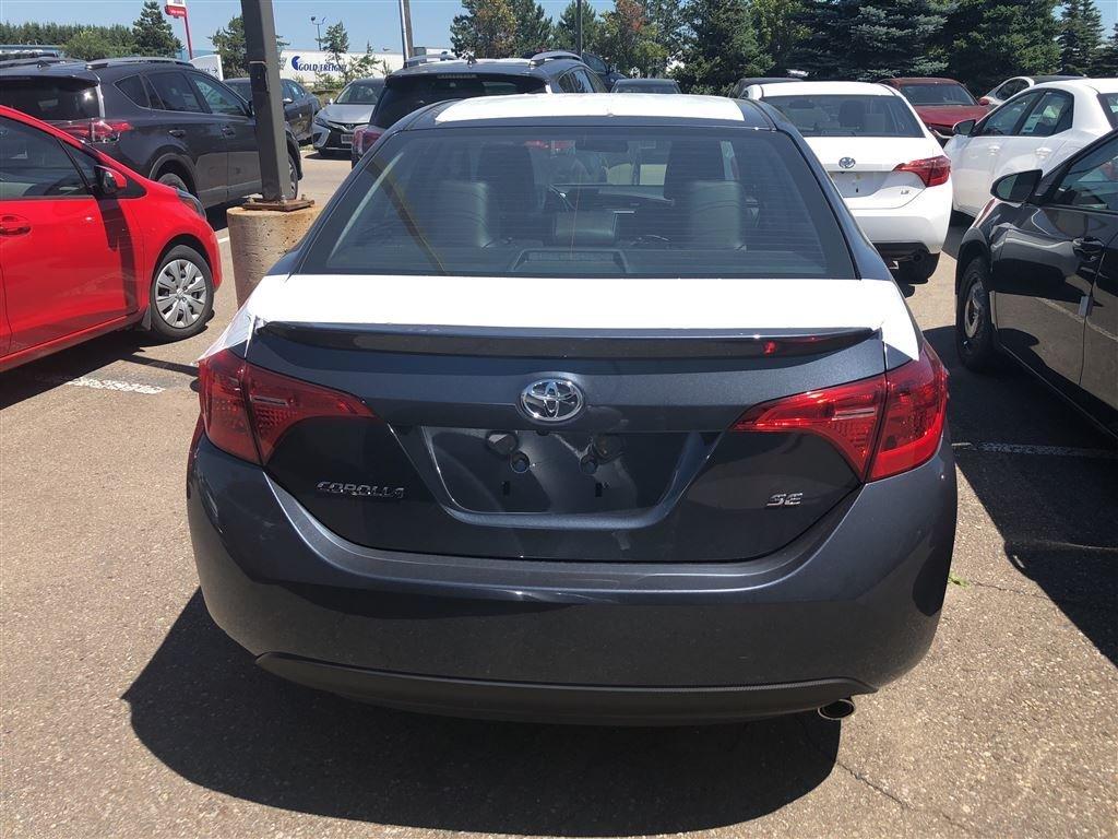 2019 Toyota Corolla SE in Bolton, Ontario - 5 - w1024h768px