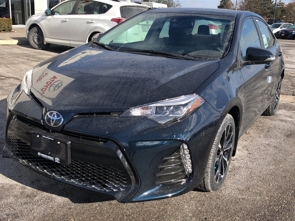 2019 Toyota Corolla SE in Bolton, Ontario - 2 - w1024h768px