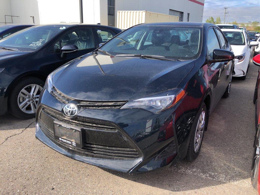 2019 Toyota Corolla LE in Bolton, Ontario - 1 - w1024h768px