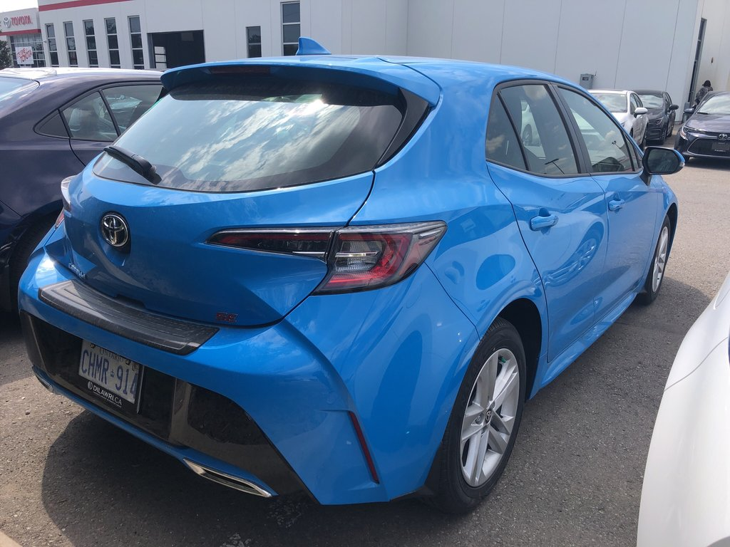 2019 Toyota Corolla SE in Bolton, Ontario - 4 - w1024h768px