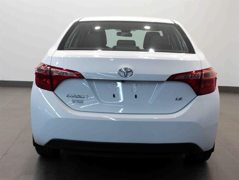 2019 Toyota Corolla 4-door Sedan LE CVTi-S in Regina, Saskatchewan - 19 - w1024h768px