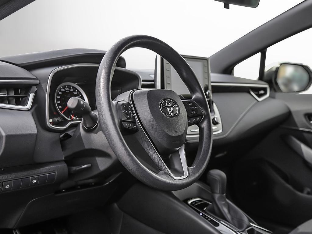 Toyota Corolla Hatchback CVT 2019 à Verdun, Québec - 12 - w1024h768px
