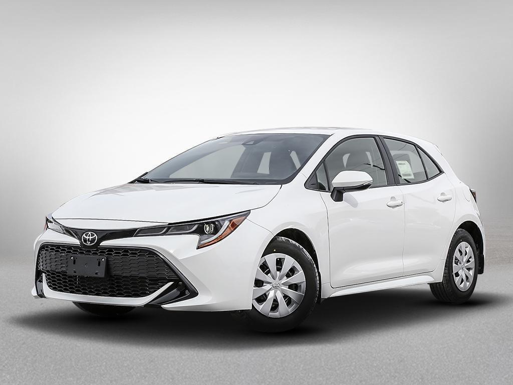 Toyota Corolla Hatchback CVT 2019 à Verdun, Québec - 1 - w1024h768px
