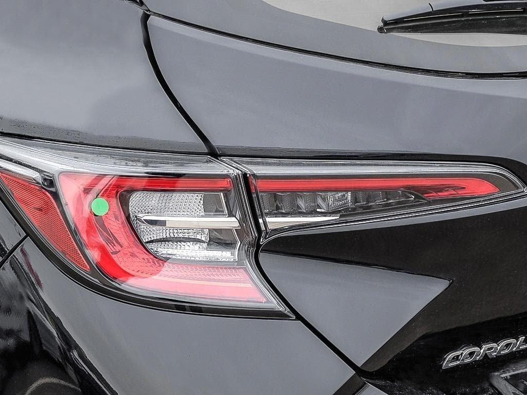 Toyota Corolla Hatchback CVT 2019 à Verdun, Québec - 11 - w1024h768px