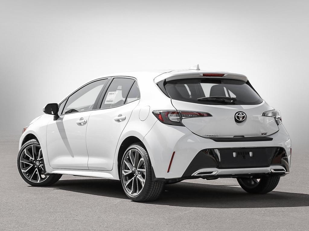 Toyota Corolla Hatchback CVT 2019 à Verdun, Québec - 4 - w1024h768px