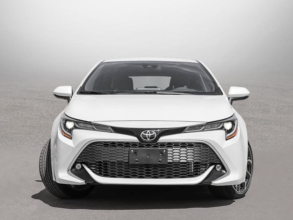Toyota Corolla Hatchback CVT 2019 à Verdun, Québec - 2 - w1024h768px