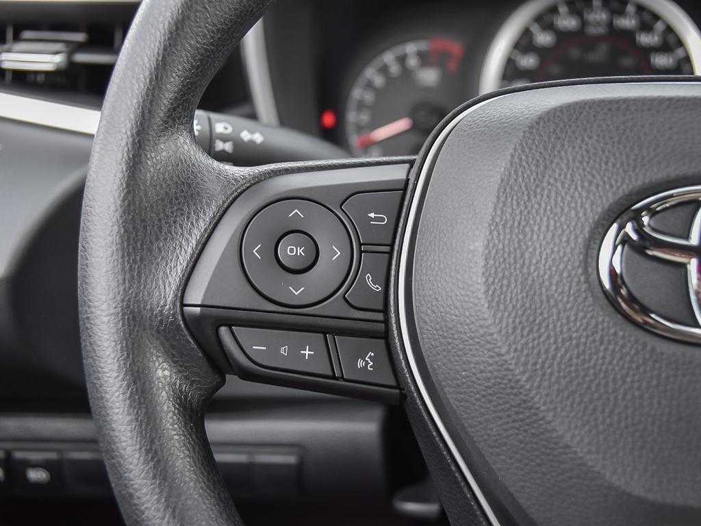 Toyota Corolla Hatchback CVT 2019 à Verdun, Québec - 15 - w1024h768px