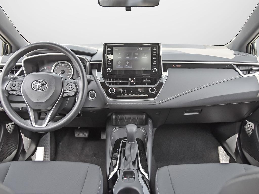 Toyota Corolla Hatchback CVT 2019 à Verdun, Québec - 22 - w1024h768px