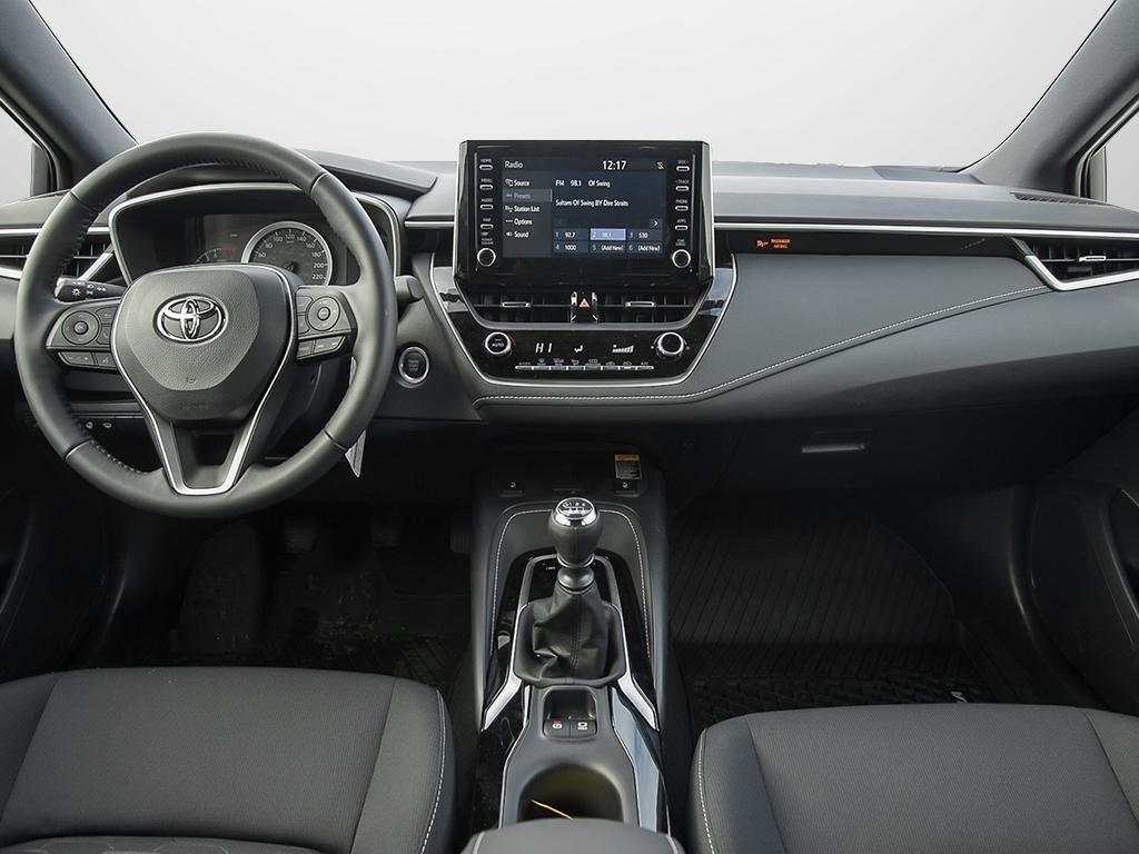 Toyota Corolla Hatchback 6M 2019 à Verdun, Québec - 22 - w1024h768px
