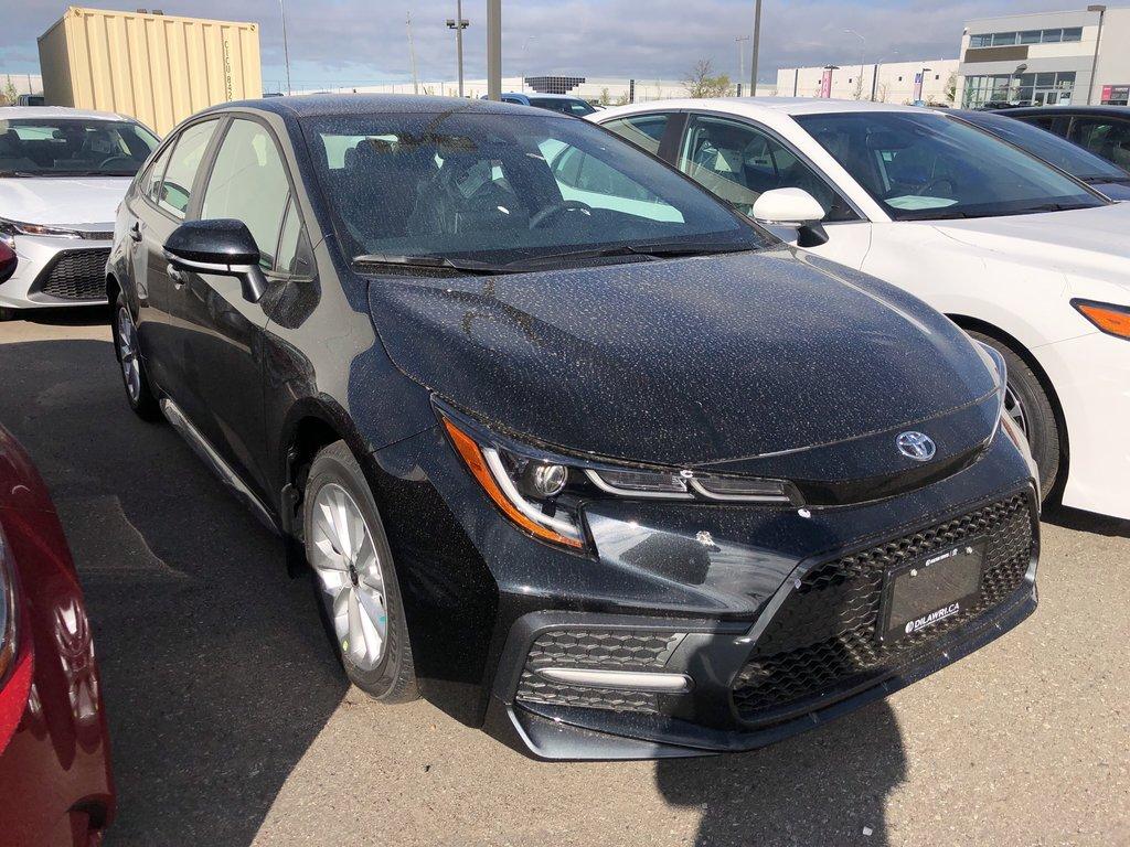 2020 Toyota Corolla SE in Bolton, Ontario - 3 - w1024h768px