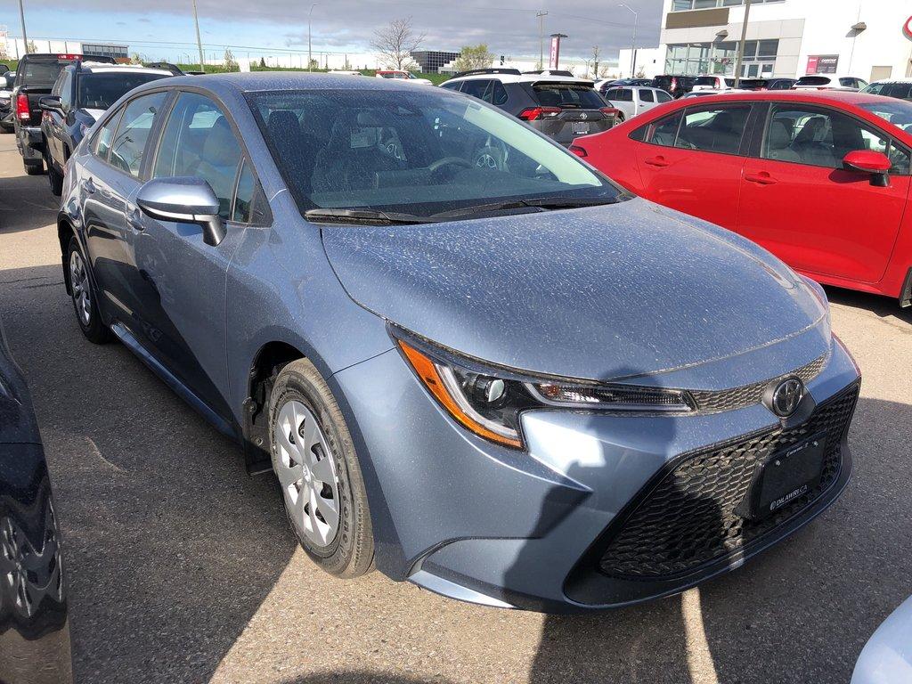 2020 Toyota Corolla L in Bolton, Ontario - 2 - w1024h768px