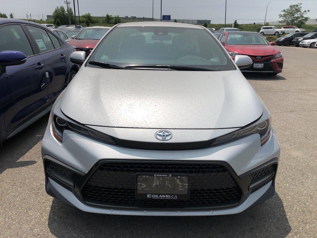 2020 Toyota Corolla SE in Bolton, Ontario - 2 - w1024h768px
