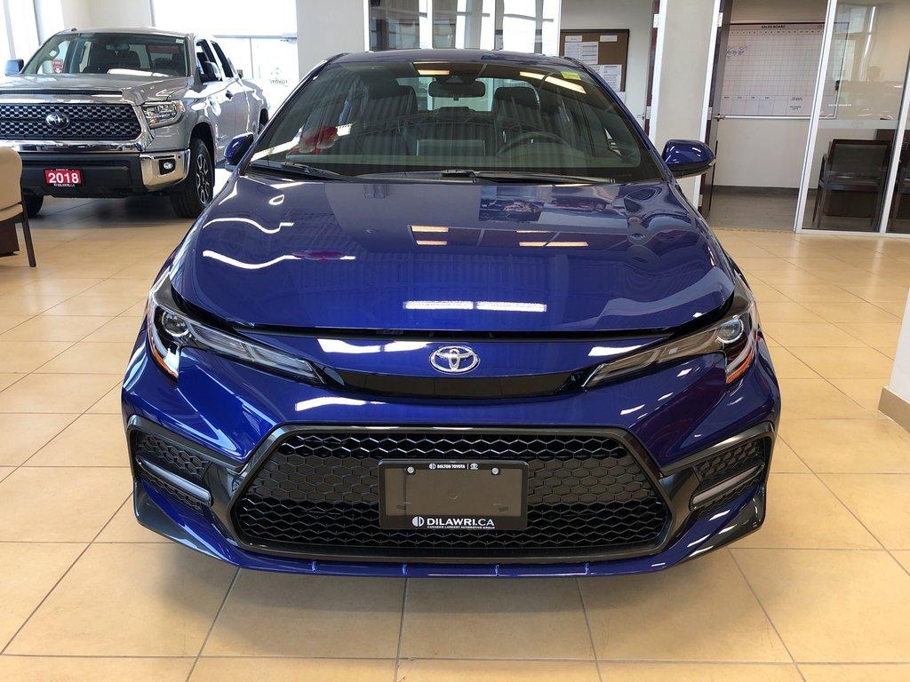 2020 Toyota Corolla XSE in Bolton, Ontario - 2 - w1024h768px