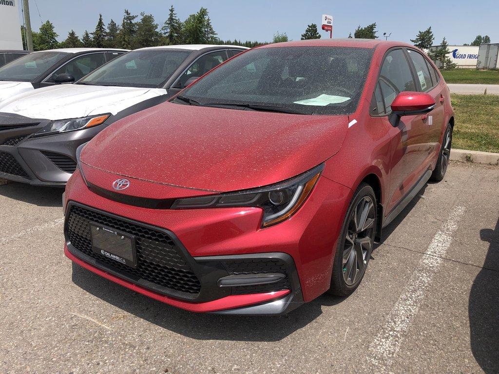2020 Toyota Corolla XSE in Bolton, Ontario - 1 - w1024h768px