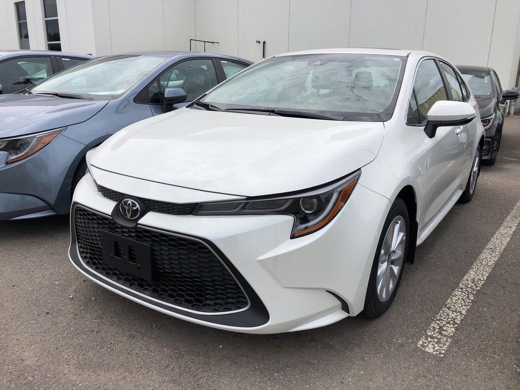 2020 Toyota Corolla XLE in Bolton, Ontario - 1 - w1024h768px