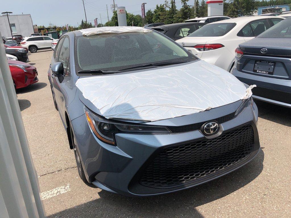 2020 Toyota Corolla LE in Bolton, Ontario - 3 - w1024h768px