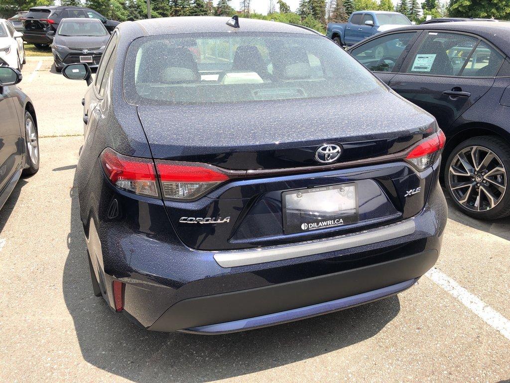2020 Toyota Corolla XLE in Bolton, Ontario - 5 - w1024h768px