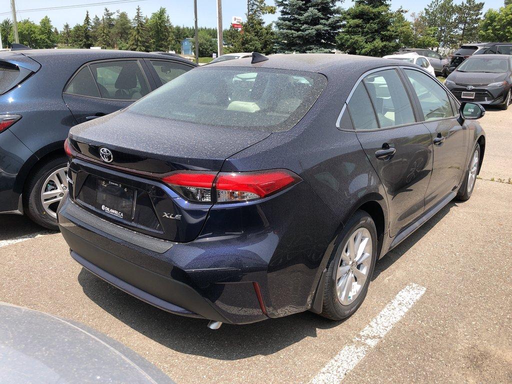 2020 Toyota Corolla XLE in Bolton, Ontario - 4 - w1024h768px