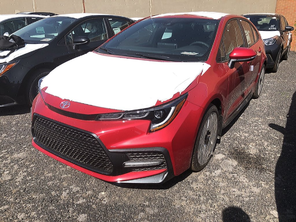Toyota Corolla SE UPGRADE 2020 à Verdun, Québec - 1 - w1024h768px