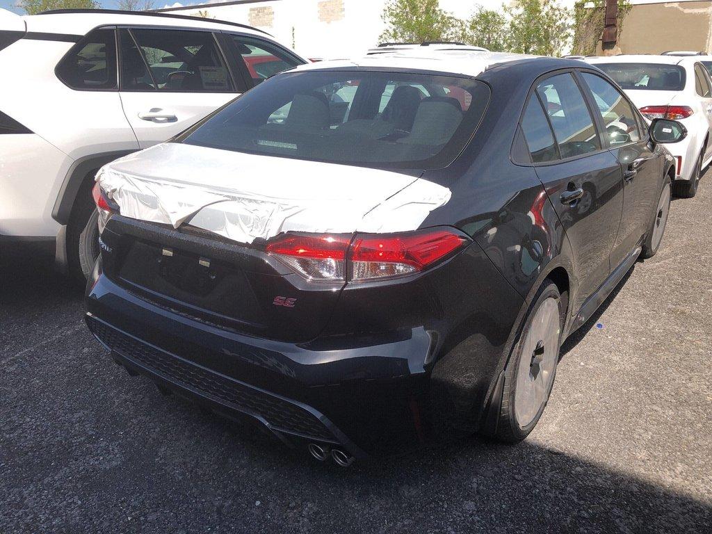 Toyota Corolla SE UPGRADE 2020 à Verdun, Québec - 4 - w1024h768px